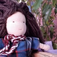 Arte e artigianato in VII classe: La bambola