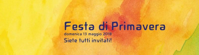 Festa di primavera 2018 banner