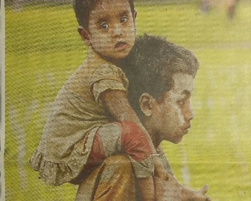 Rohingya in Birmania: i nuovi palestinesi