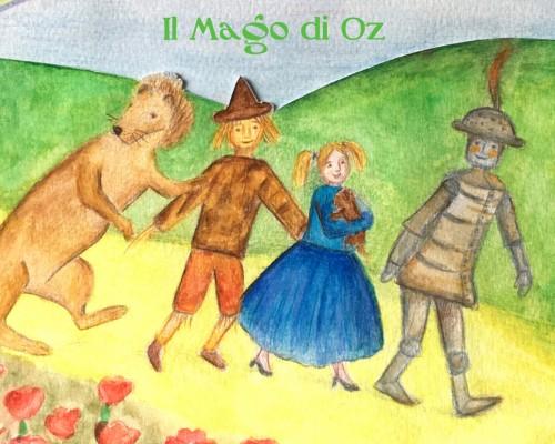 Il mago di Oz: Recita di VIII Classe