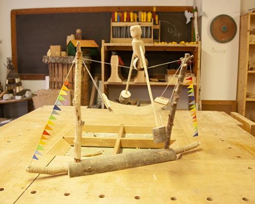 I giocattoli mobili della classe VIII