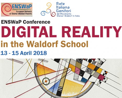 Digital Reality in the Waldorf School – ENSWaP 2018: appuntamento a Bologna