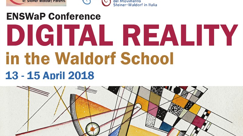 Digital Reality in the Waldorf School – ENSWaP 2018: appuntamento a Bologna