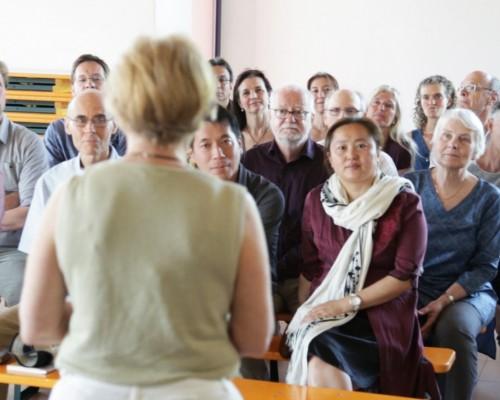 L'International Forum alla Scuola Novalis