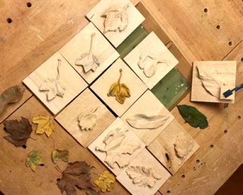 Scultura su legno XI classe