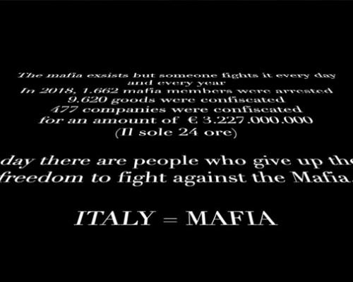 Progetti multidisciplinari di IX e X Classe: Il coraggio di opporsi alla mafia