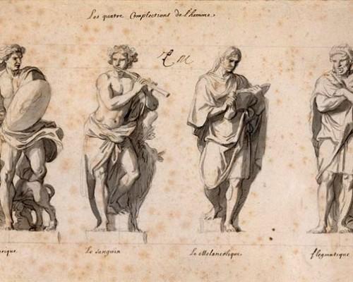 I quattro temperamenti