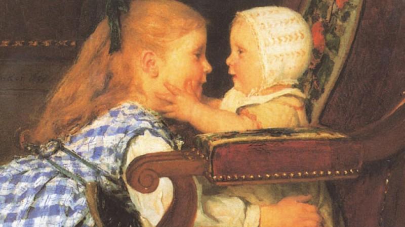 La cura del bambino nei primi tre anni di vita