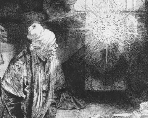 Conferenza   Il Faust di Goethe
