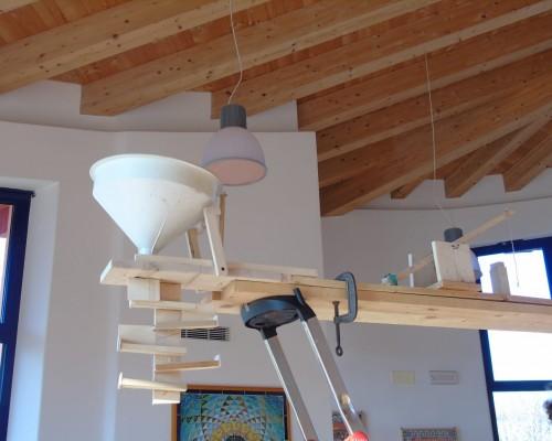Progetti multidisciplinari di IX e X Classe: la Rube Goldberg Machine