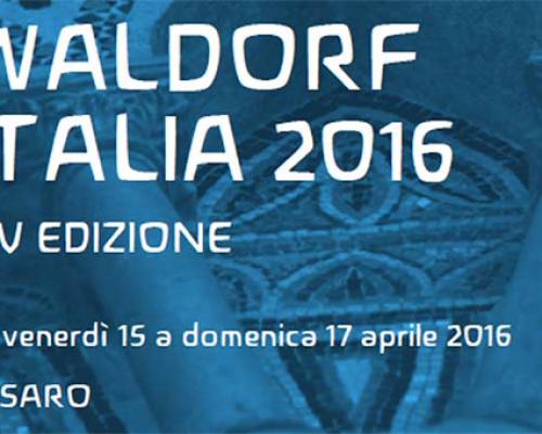 Waldorf Italia 2016