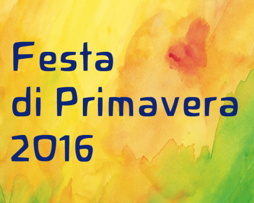 Festa di Primavera 2016