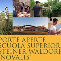 "Porte aperte Scuola Superiore Steiner Waldorf ""Novalis"""