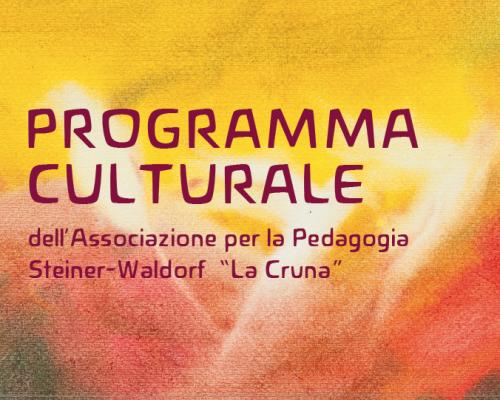 Programma culturale 2016/17