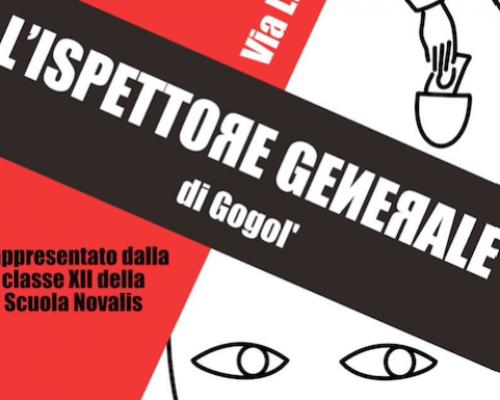 Recita di XII Classe: L´Ispettore Generale di N. Gogol