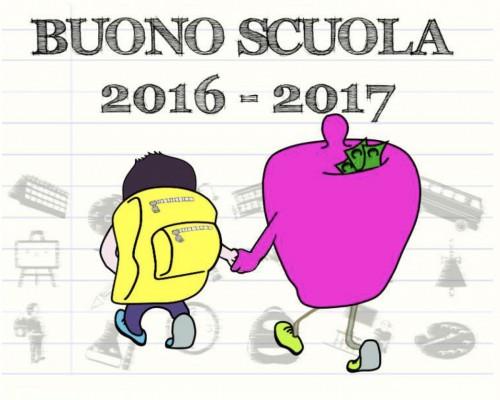 Buono Scuola 2017