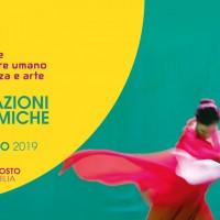 Variazioni Euritmiche: Spettacolo collegato al Waldorf100 di Reggio Emilia