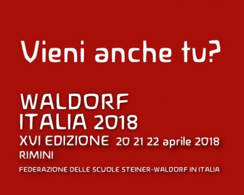 Waldorf Italia 2018