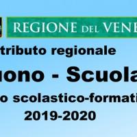 Buono Scuola a.s. 2019/2020