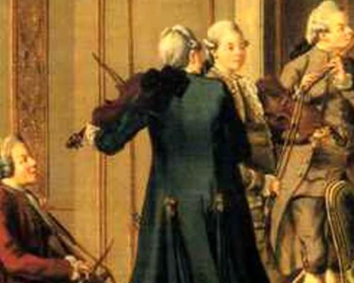 Lezione concerto   Wolfgang Amadeus Mozart e la musica da camera