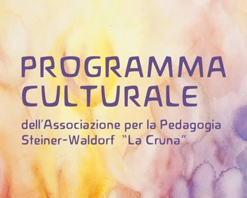 Programma culturale 2018/19